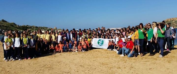 Turtle release launches Nature Trust's Plastic Litter Campaign