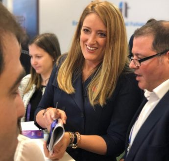 Malta could be tech destination of choice for the future - MEP Metsola