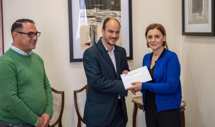 Sannat Council receives €400,000 in funding for local projects