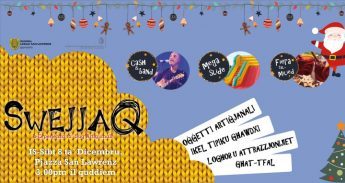 Swejjaq - Christmas edition next month in San Lawrenz