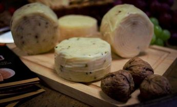 Mature Maltese cheese revived by local cheese producers