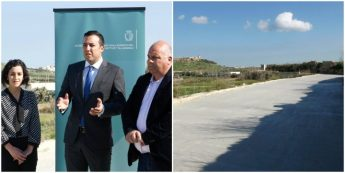Xewkija Council awarded funds of €170,00 for work on Triq tal-Horob