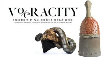 VO/ERACITY - Paul and Thomas Scerri at Lazuli Art Gallery