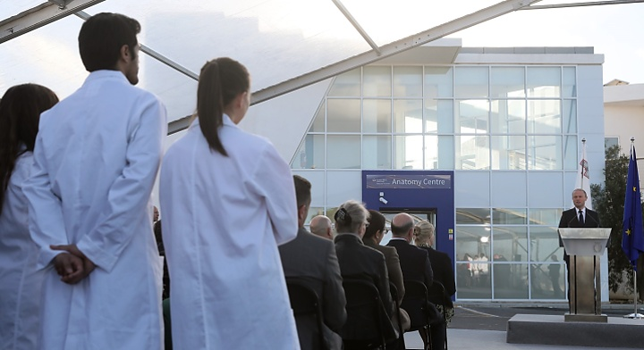 Barts Anatomy Centre inauguration takes place at Gozo Hospital