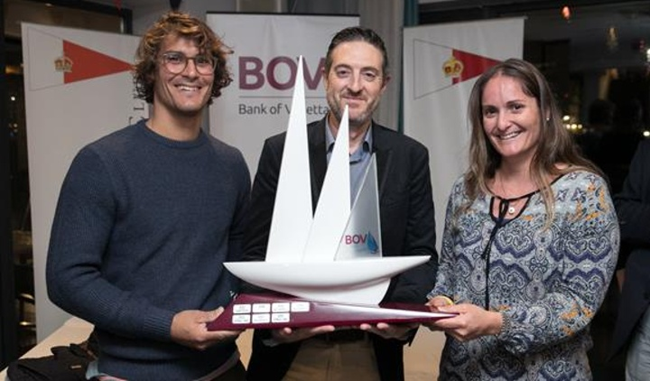 Elusive 2 is the overall winner of the BOV Gozo Regatta 2018