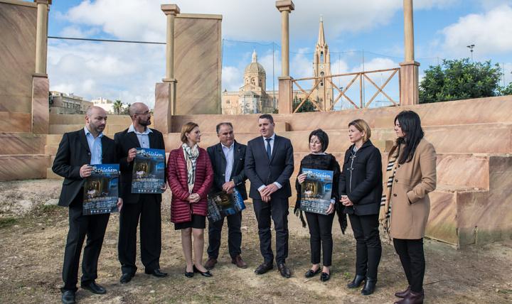 Bethlehem f'Ghajnsielem 2018 opens to the public this Sunday