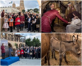 10th edition of Bethlehem f'Ghajnsielem opens its doors to the public