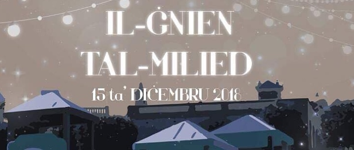 Il-Gnien tal-Milied: Christmas family fun at the Victoria Playing Field