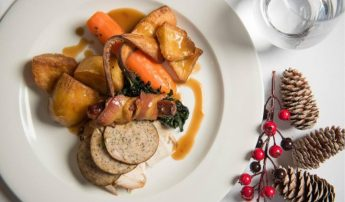 Ta' Pinu and Caritas Gozo Festive Lunch for people who feel lonely