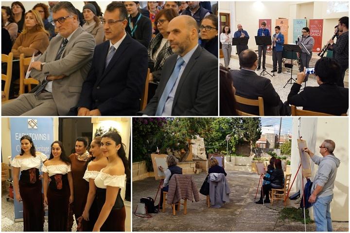 Mikiel Anton Vassalli College kicks off Easy Towns European project