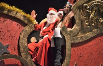 Gozo Christmas Parade brings the magic of Christmas to Victoria