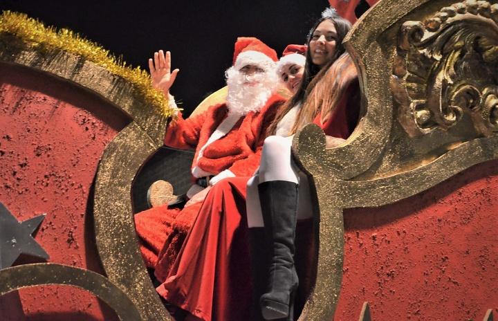 Gozo Christmas Parade brings the magic of Christmas to Victoria