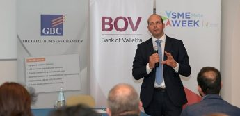 BOV extends collaboration with the Gozo Business Chamber
