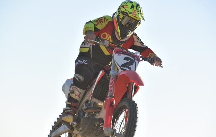 Class A riders dominate the day at Gozo Motocross Championship