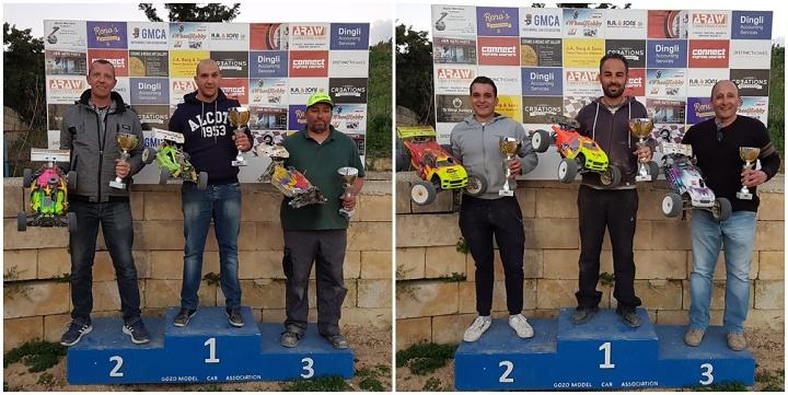 Gozo Model Car Association Championship 3rd Round