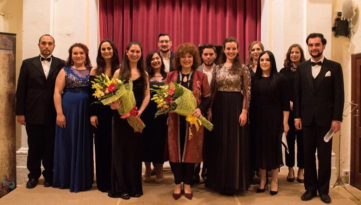 Miriam Gauci Vocal Master Class final concert next Sunday in Gozo
