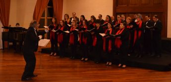 Enjoy a New Year's Toast with the Gaulitanus Choir in concert