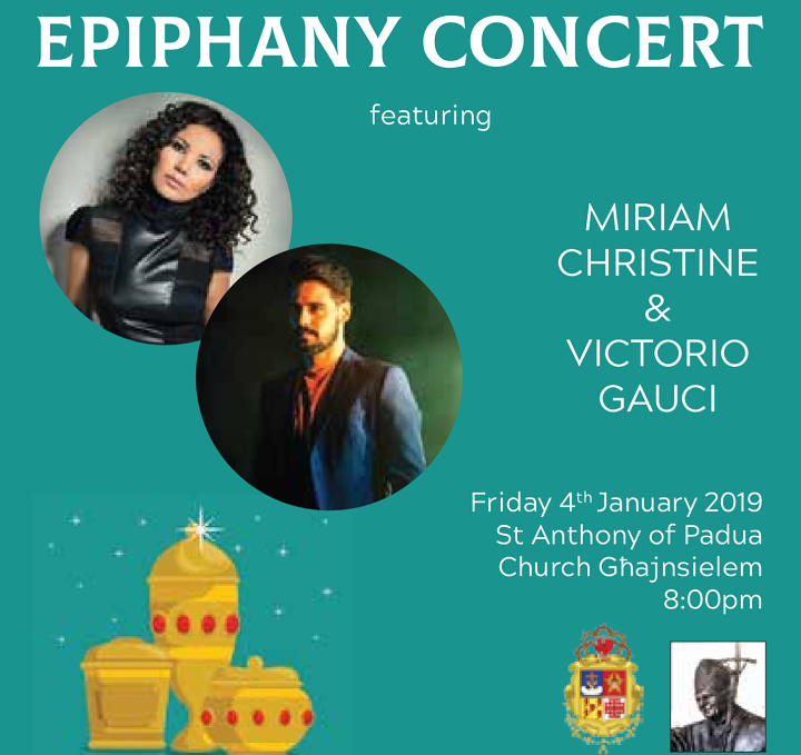 End of Season Epiphany Concert at St Anthony of Padua Church