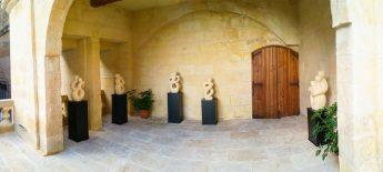 Gozo Minister inaugurates newly restored Loggja tal-Palju in Victoria