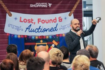 Over €9,000 raised at MIA's Lost, Found and Auctioned event