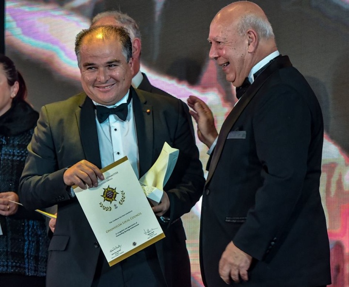 Ghajnsielem Council awarded 2nd place in MOC Local Council Award