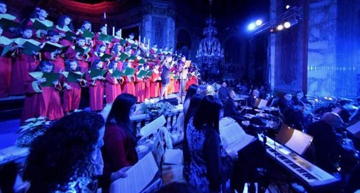Grand Christmas Concert at the Nadur Basilica on Christmas Day