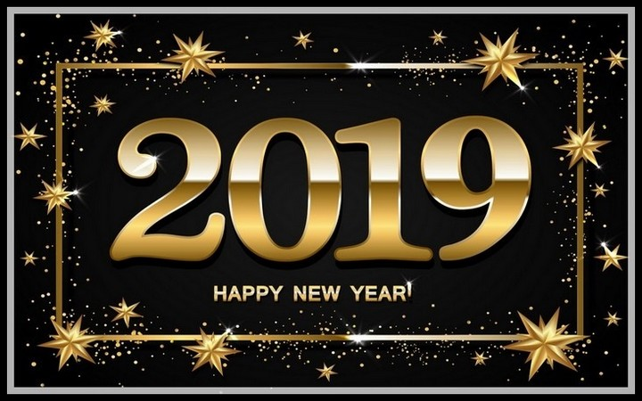 Happy New Year 2019 to all from the team at Gozo News