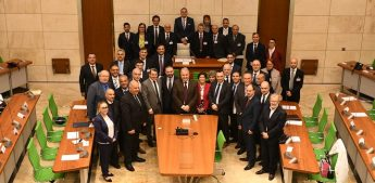 Mayors' meeting held for the first time at the Parliament of Malta