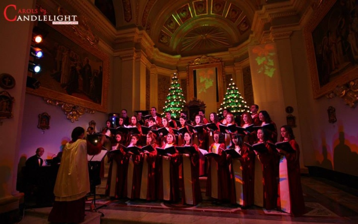 Last few tickets remaining for Carols by Candlelight - Christmas Concert