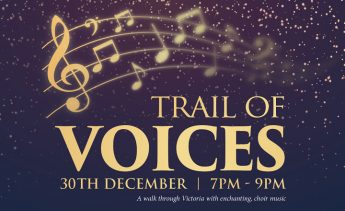 Trail of Voices: 5 choirs in 5 churches in an evening of enchanting music