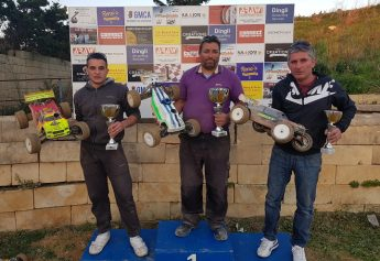 4th Round of the Gozo Model Car Association Championship
