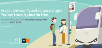 Government announces free bus travel for 16 to 20-year-olds