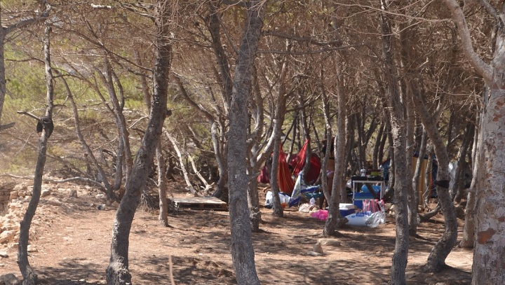Works for Comino camping site to get underway in Tal-Ful area