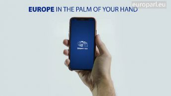 Launch of a Citizens' App: Europe in the palm of your hand