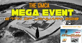 Gozo Model Car Association Mega Event 2019 at Ta' Xhajma Track