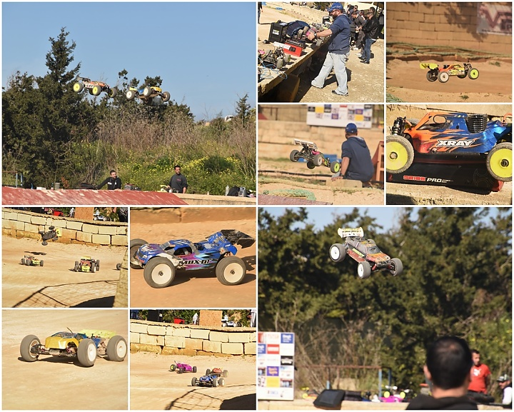 Gozo Model Car Association holds first round of Mega Events 2019