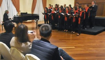 Gozo's Gaulitanus Choir heralds the New Year with its annual concert