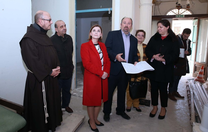 Accommodation for Gozitan students and relatives of patients in Malta