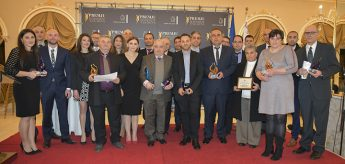 Anton Mizzi awarded Worker of the Year at the Ministry for Gozo