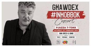 Ghawdex #inhobbok Concert: Special Valentine's concert in Gozo