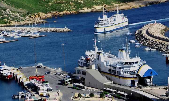 More than 500,000 people cross the channel for Christmas in Gozo
