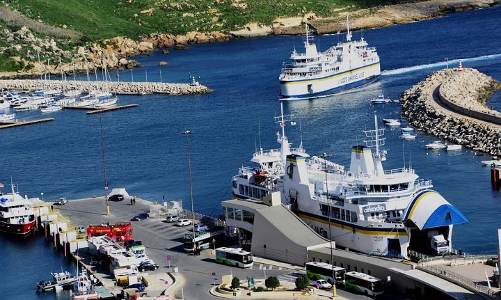 A Gozo - Malta Tunnel Vision - by Lino DeBono