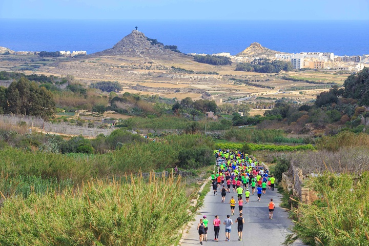 Registrations open for 44th edition of the Gozo Half Marathon