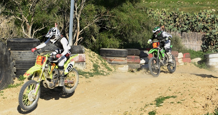 4th Round of Gozo Motocross Championship this coming Sunday