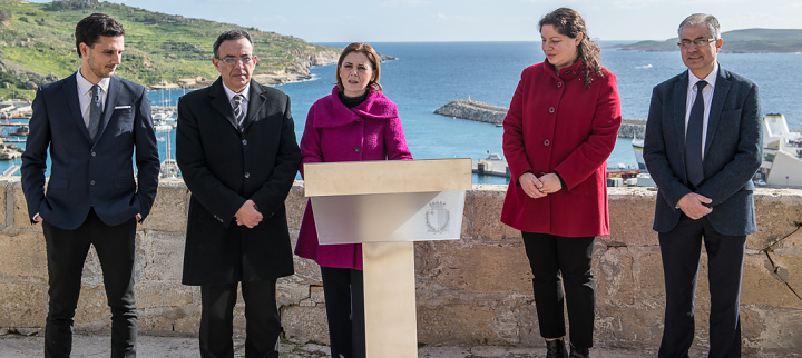 Aid for students, relatives of patients and Gozitan workers in Malta
