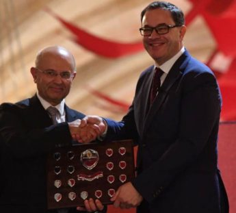 MaltaPost receives Premju Socjeta Gusta Award for its inclusivity