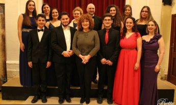 Miriam Gauci Master Class concert opened 13th edition of Gaulitana