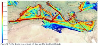 ECA could save about 6,000 lives each year in Mediterranean region