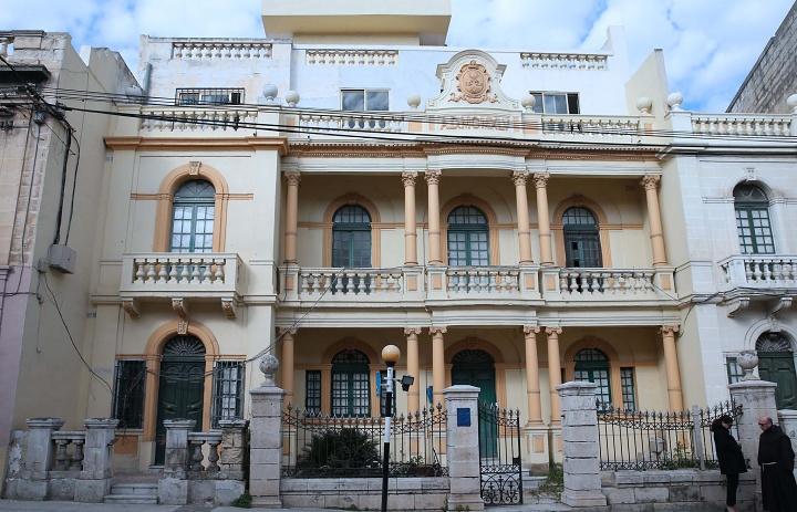 GUG welcomes news of accommodation at Villa Lauri in Birkirkara