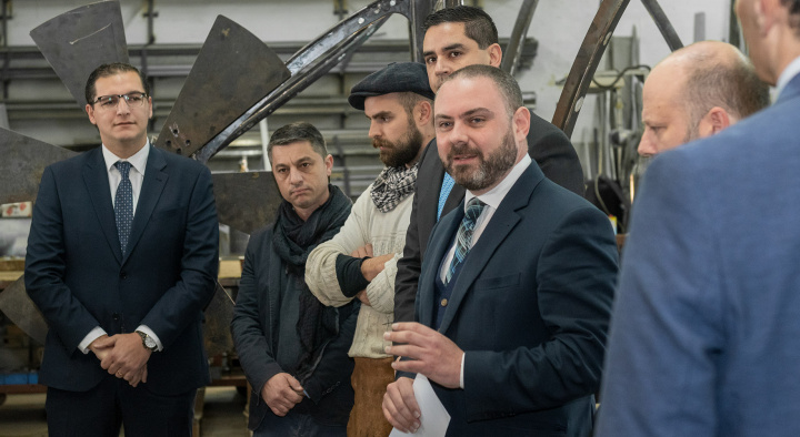 Art in Public Spaces programme launched for Gozo and Malta